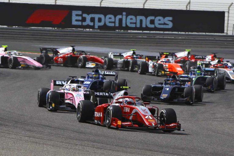 海外レース他 | FIA F2:ペルタミナ・プレマ・セオドールレーシング 2018第1戦バーレーン レースレポート