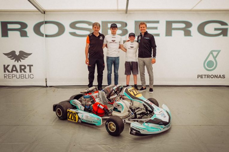 F1 | ロズベルグが若手ドライバー育成プログラムをスタート