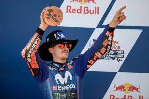 マーべリック・ビニャーレス/モビスター・ヤマハ・MotoGP