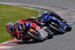 MotoGP | チームHRC高橋巧、ヤマハ中須賀との接戦に敗れるも「差は確実に詰まっている」/全日本ロード