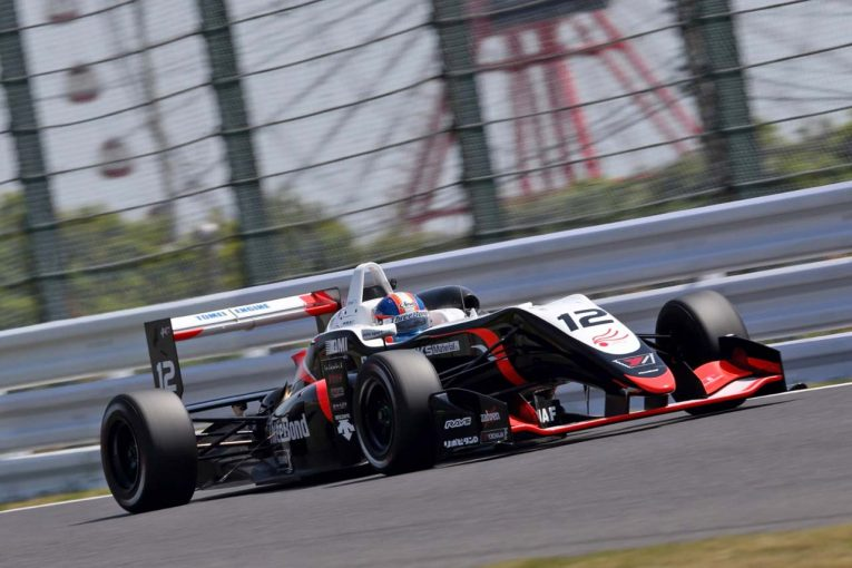 国内レース他 | ThreeBond Racing 全日本F3選手権第1ラウンド鈴鹿 レースレポート