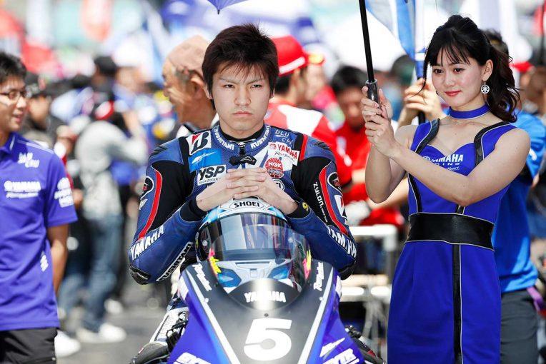 MotoGP   全日本ロード:鈴鹿で3位表彰台のヤマハ野左根、中須賀との差を「埋めることが最大の目標」