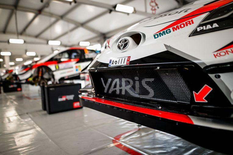 ラリー/WRC | WRCアルゼンチン:開幕前シェイクダウンでトヨタのラトバラ最速