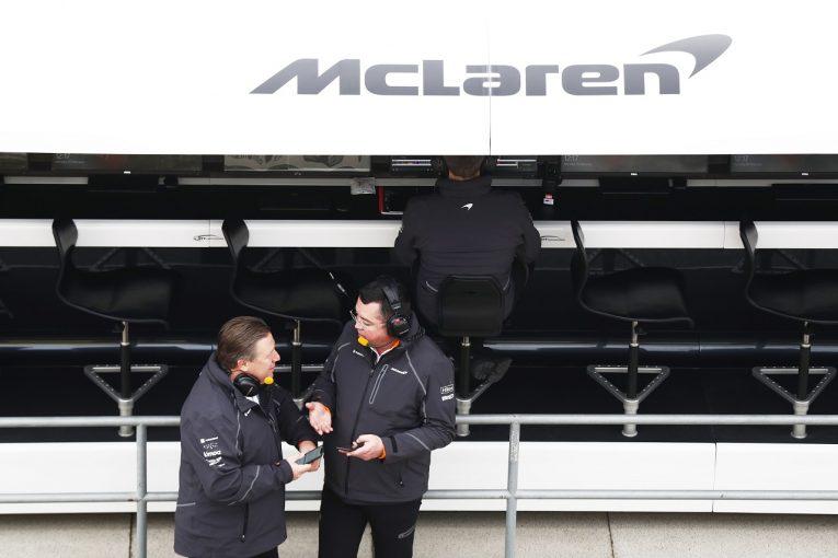 F1 | マクラーレンが大規模な組織再編。「不振の原因はチームの現システムと体制」とCEOブラウン