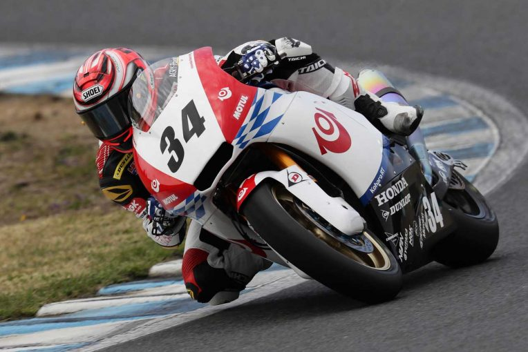 MotoGP | 全日本J-GP2参戦中の榎戸育寛、MotoGPの登竜門レースにスポット参戦