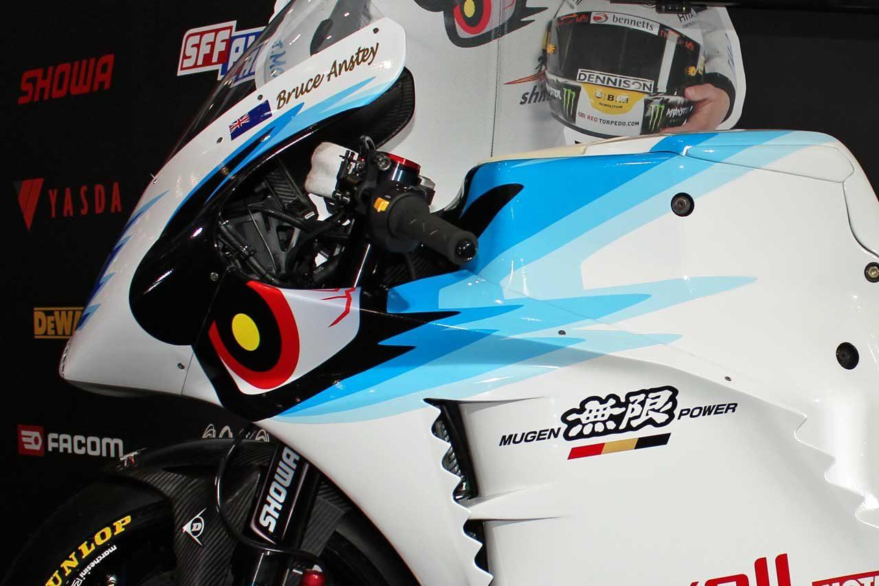 無限、マン島TTライダー2名の出場を断念。新たな2台体制でクラス5連覇に挑む