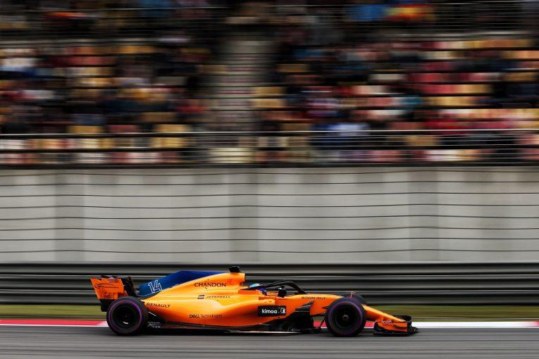 "F1 | バクーで苦戦予想のマクラーレンF1、トップスピード向上のための""新たな試み""を開始"