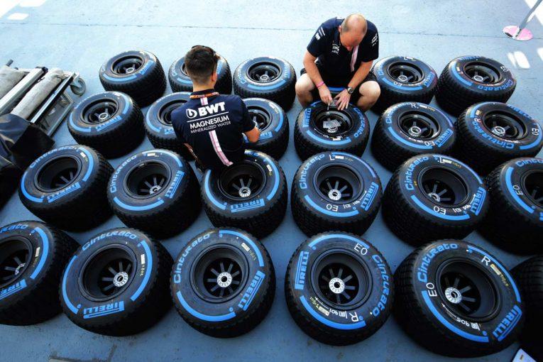 F1 | F1 Topic:スペインGPでピレリが特別仕様のタイヤを投入