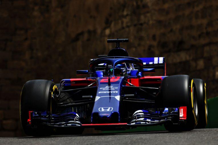 F1 | 【タイム結果】F1第4戦アゼルバイジャンGP フリー走行1回目