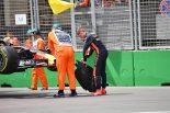 F1 | F1アゼルバイジャンGP FP1:フェルスタッペンがクラッシュ、ガスリーは9番手スタート
