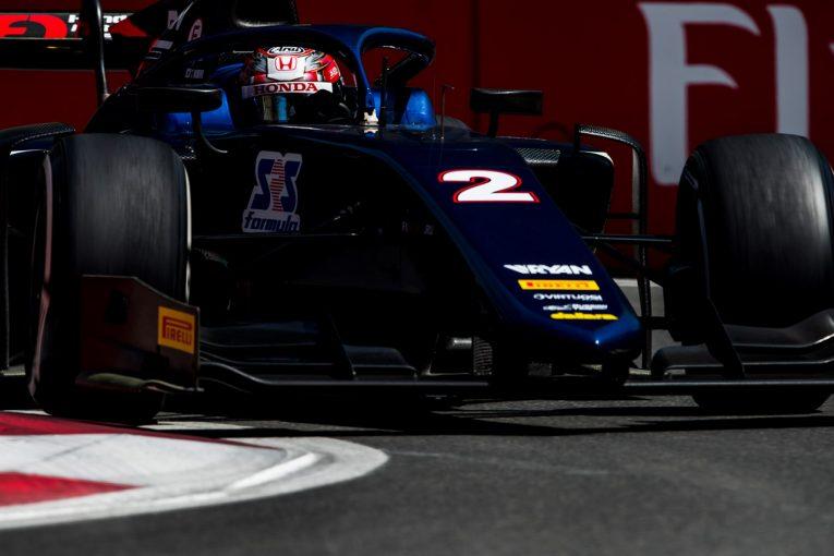 海外レース他   【順位結果】FIA F2第2戦アゼルバイジャン予選
