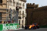F1 | 2018年F1第4戦アゼルバイジャンGP、TV放送&タイムスケジュール