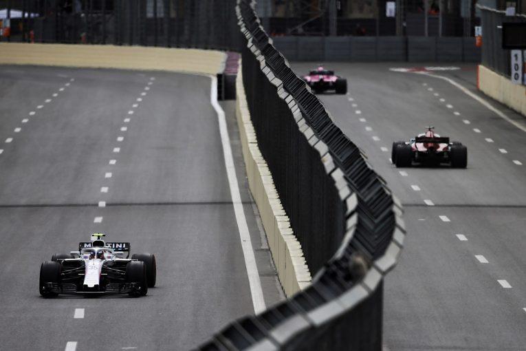 F1   【ギャラリー】F1第4戦アゼルバイジャンGP 金曜