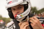 ラリー/WRC | トヨタのタナク「クルマは完璧でかなり思い切って攻め続けた」/WRCアルゼンチン デイ2ドライバーコメント