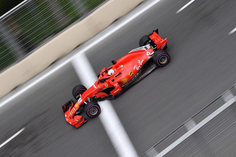 F1   【タイム結果】F1第4戦アゼルバイジャンGP フリー走行3回目/ベッテルがトップタイムをマーク
