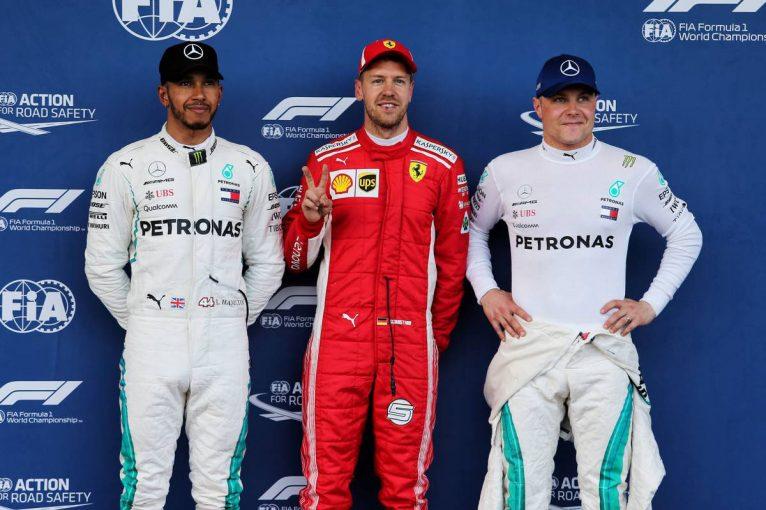 F1   【順位結果】F1第4戦アゼルバイジャンGP予選