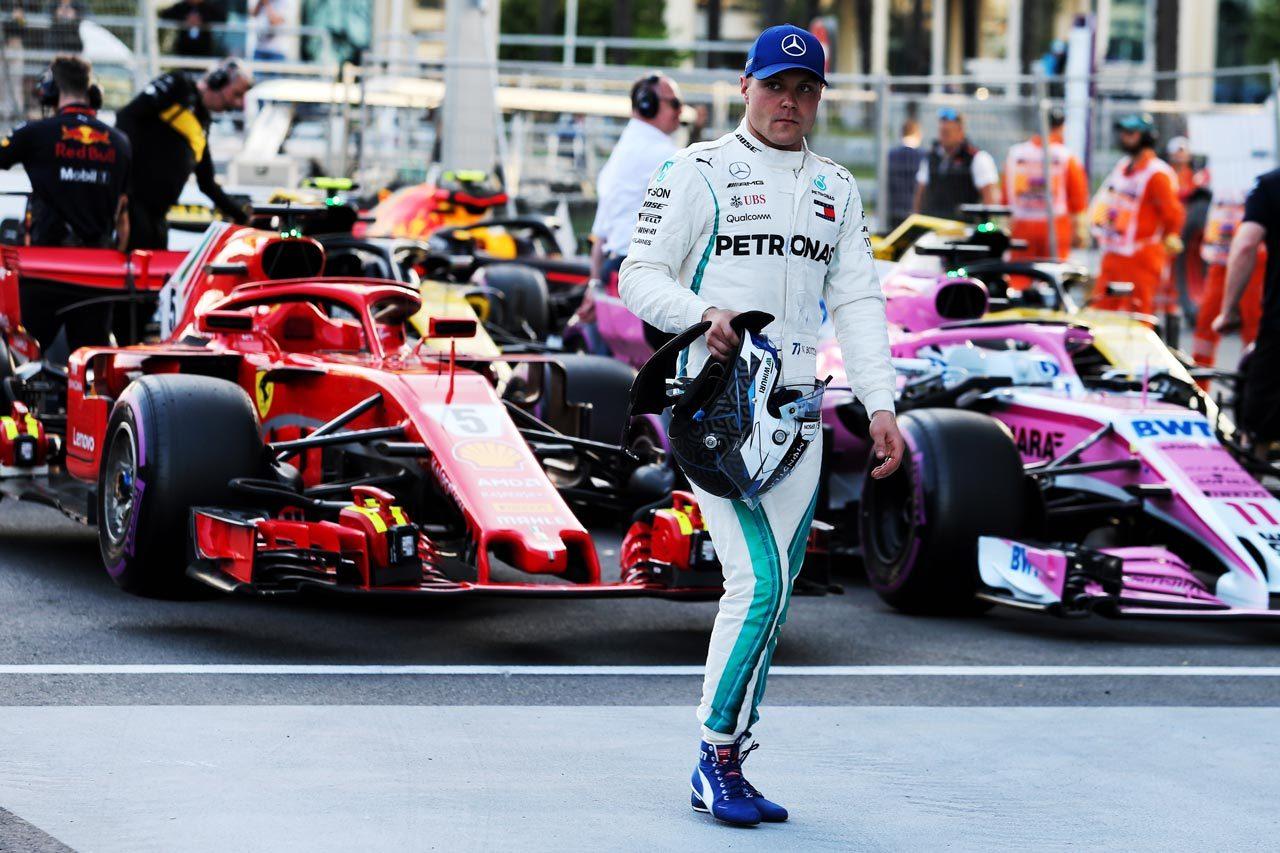 2018年F1第4戦アゼルバイジャンGP