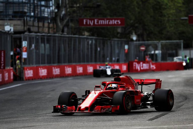 F1 | 【動画】ベッテルのポールポジションラップ/F1アゼルバイジャンGP予選