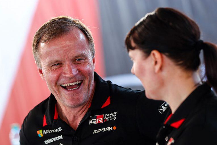 ラリー/WRC   WRC:トヨタのタナク、独走維持で最終日へ。マキネン「タナクのスピードを阻む要素なし」