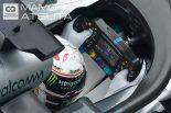 F1 | 【ブログ】Shots!──見れば見るほど複雑なステアリング周り/F1アゼルバイジャンGP