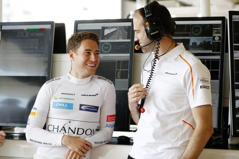 F1 | バンドーン「決勝ではマシンの長所を生かして好結果を出したい」マクラーレン F1アゼルバイジャンGP土曜