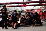 F1 | フェルスタッペン「トウを得ようとして長く待ちすぎた」レッドブル F1アゼルバイジャンGP土曜