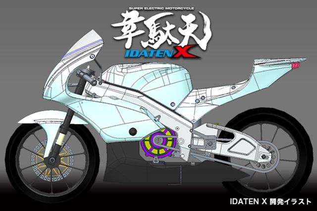 MotoGP   日本初の電動バイクチーム『TEAM MIRAI』が5年ぶりにマン島TTのTTゼロクラスに参戦