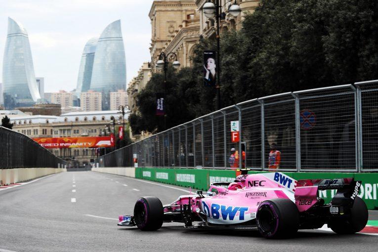 F1 | オコンとペレスがQ3進出「中団トップのポジションに戻ってきた」フォース・インディア F1アゼルバイジャンGP土曜