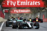 F1 | 【順位結果】F1第4戦アゼルバイジャンGP決勝