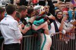 F1 | F1アゼルバイジャンGP決勝:サバイバルレースを勝ち残りハミルトンが優勝、ハートレーも初入賞