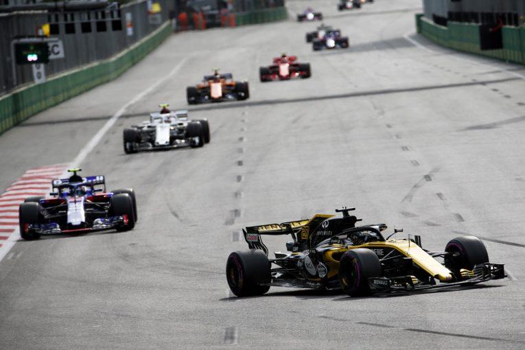 F1 | 【ポイントランキング】F1第4戦アゼルバイジャンGP終了時点