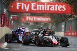 F1 | 【動画】セーフティカー導入時にグロージャンがクラッシュ/F1アゼルバイジャンGP決勝