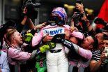 F1 | F1アゼルバイジャンGP決勝トップ10ドライバーコメント