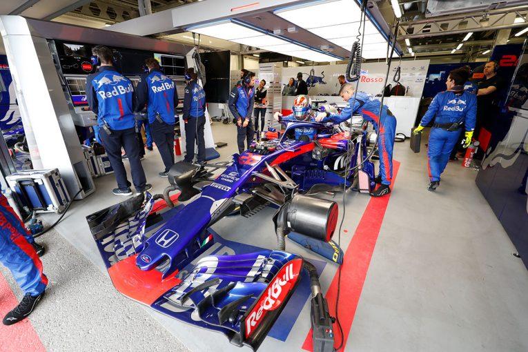 F1   トロロッソ・ホンダF1密着:戦略が機能しハートレーが初入賞も、PU最適化はまだ不十分