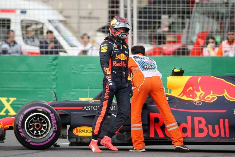 F1 | フェルスタッペン「ダニエルとの関係は問題ない。チームオーダーは出さないで」レッドブル F1アゼルバイジャンGP日曜