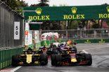 F1 | サインツ「レッドブル2台を抜くほど好調だった」。ルノー、マクラーレンに1点差まで迫る:F1アゼルバイジャンGP日曜