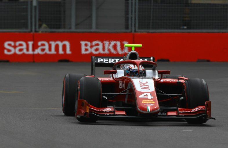 海外レース他 | FIA F2:ペルタミナ・プレマ・セオドールレーシング 2018第2戦アゼルバイジャン レースレポート