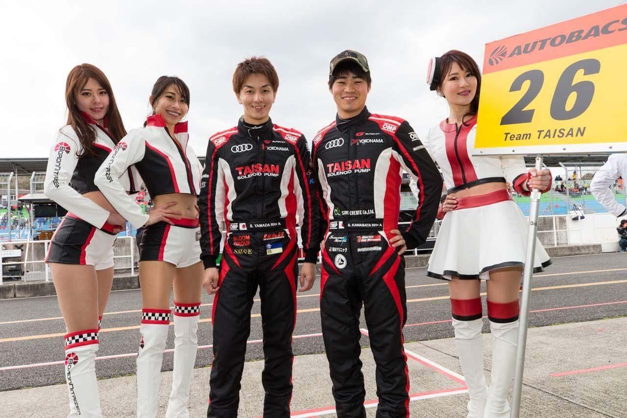 山田真之亮 スーパーGT第1戦岡山 レースレポート