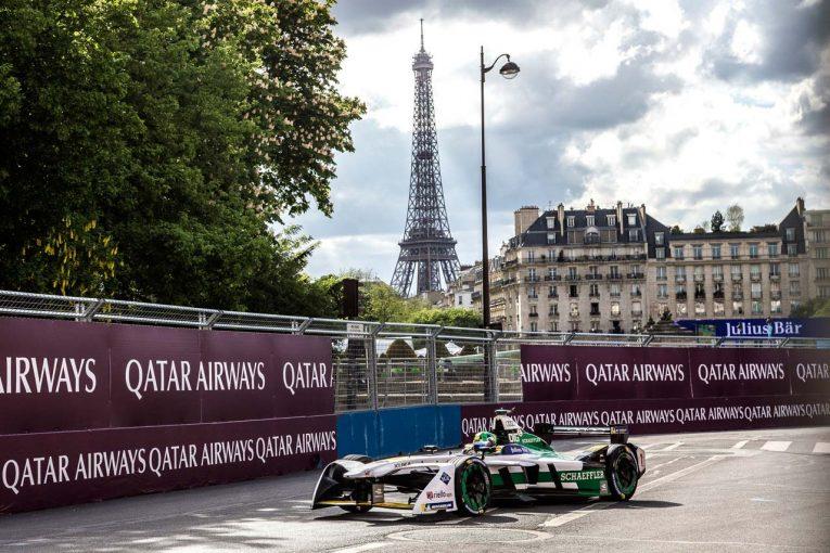 海外レース他 | フォーミュラE:アウディ 2017/18第8戦パリE-Prix レースレポート