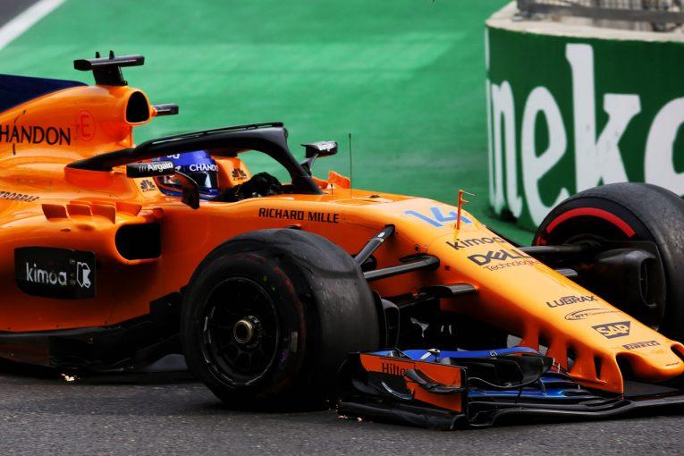 F1   マクラーレンF1、大規模アップグレードに期待も「大きく躍進することはない」