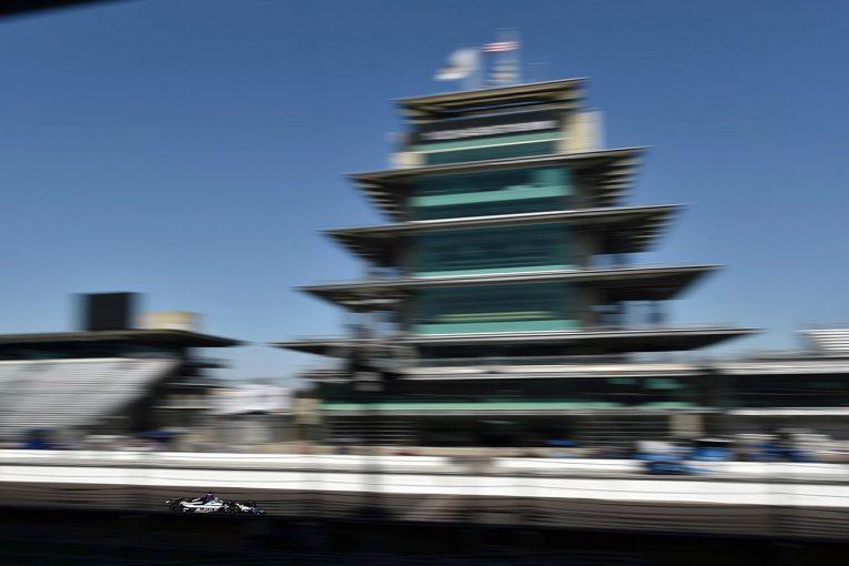 海外レース他 | インディカー:インディアナポリスでのオープンテストはカナーンがトップ。琢磨も上々の一日に