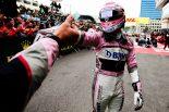 F1 | SNS特集F1アゼルバイジャンGP:祝杯上げるフォース・インディアとうなだれるボッタス。伝説のドライバーの死から24年