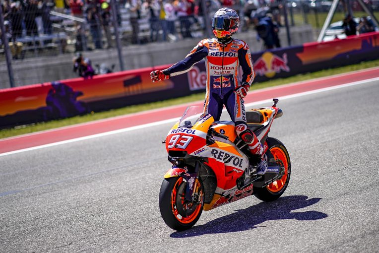 MotoGP | MotoGP:マルケス、ヨーロッパラウンド初戦から「各チームとライダーのレベルが見えて来る」