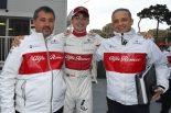 F1 | 期待の新鋭が天性のドライビング力で6位の快挙【今宮純のF1アゼルバイジャンGP採点】