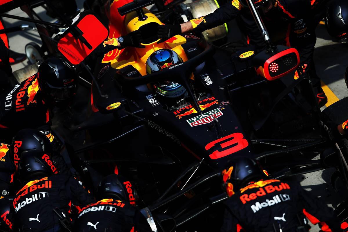 F1 Topic:レッドブルとの提携に向け交渉するホンダ。一方でPU供給に関する課題も