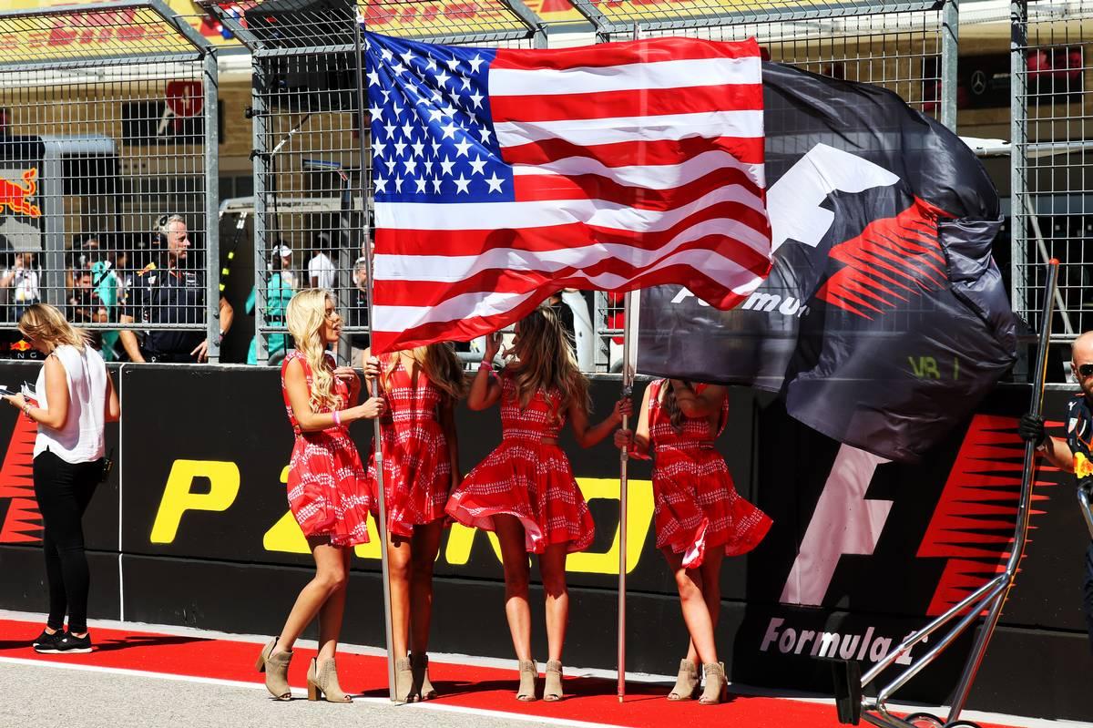 2017年F1アメリカGP