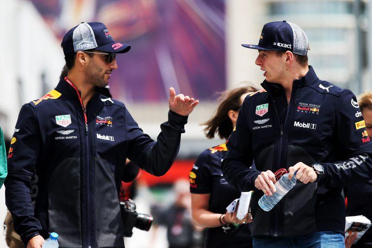 F1 | レッドブルF1首脳、アゼルバイジャンGPでの同士討ちを受けて今後のチームオーダー発令を示唆
