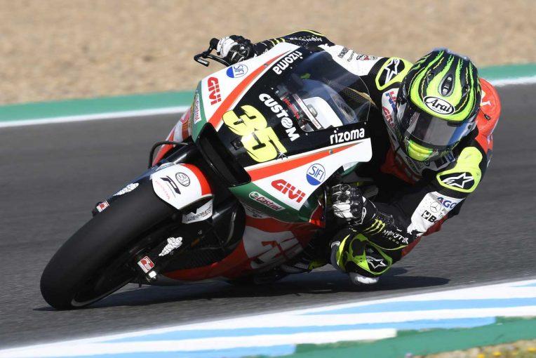 MotoGP | MotoGPスペインGP初日:クラッチローが総合首位。中上はルーキートップとホンダが好調