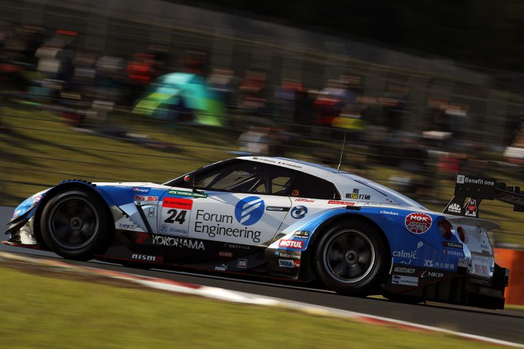 GT500のヨコハマユーザーは決勝レースでトラブルが頻発。タイヤ戦争の激しさが表出した