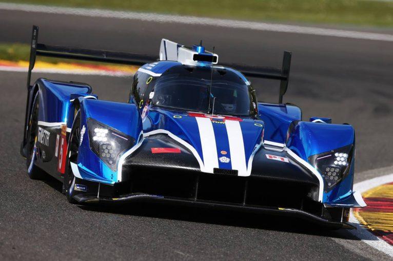 WECデビューを飾る予定だったCEFC TRSMレーシングの5号車CEFC TRSMレーシング